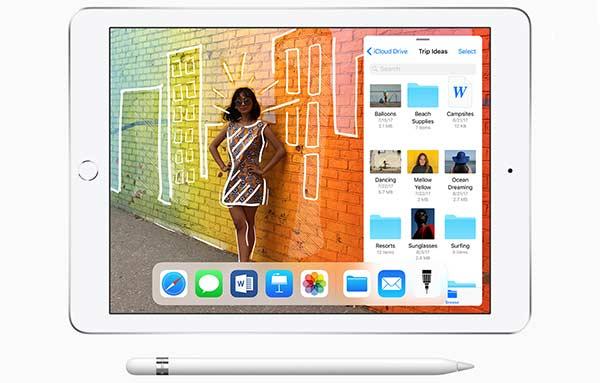 第七代iPad设计不变 Touch ID和耳机孔都有