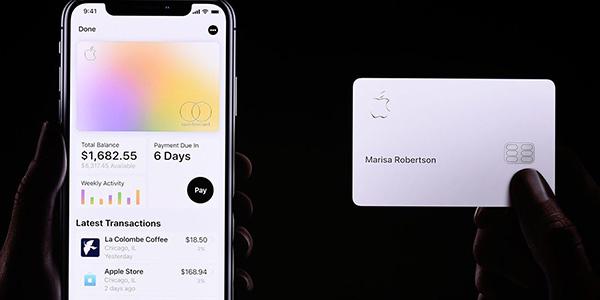 Apple Card计划在美国外的其他国家推出