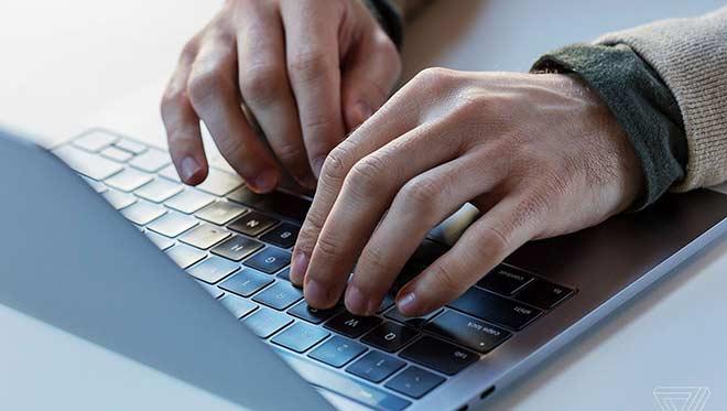 苹果新专利:MacBook可在打字时进行健康检测