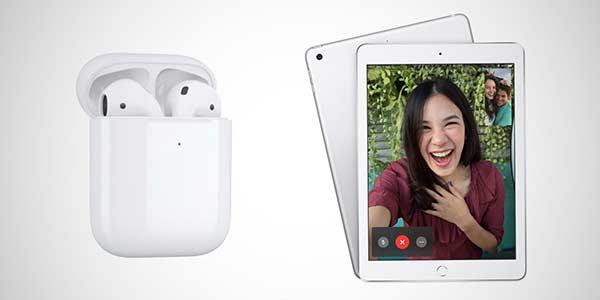 苹果供应商:新款 iPad 和 AirPods 即将大规模量产
