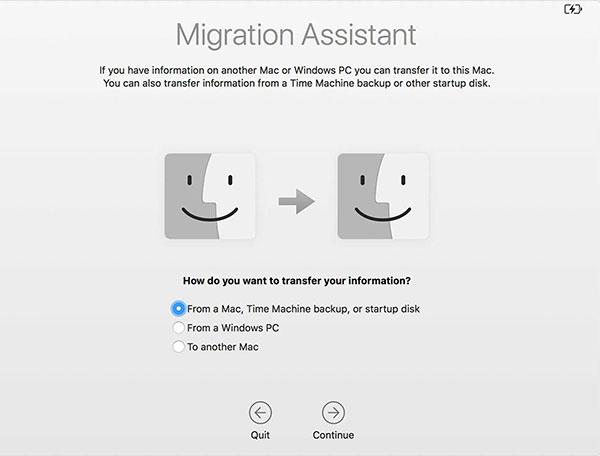 苹果取消 Mac 数据迁移 99 美元收费项目