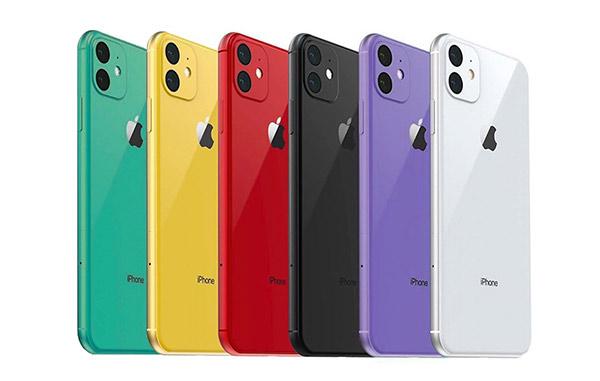 宝石蓝绿、薰衣草紫iPhone 11R靓照欣赏