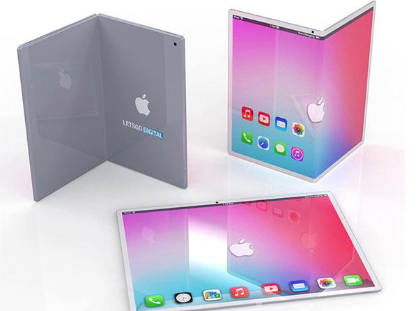 可折叠iPhone有戏?苹果获可折叠屏幕专利