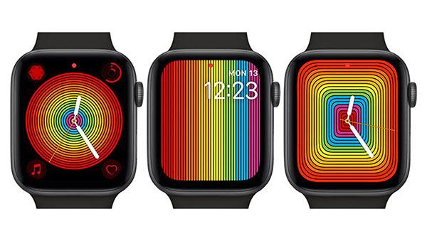 watchOS 5.2.1发布 添加全新「骄傲」表盘