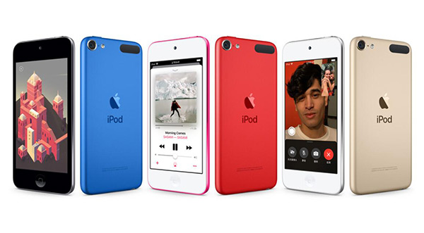 苹果2019款iPod Touch悄然上架 性能升级