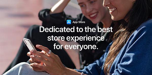 """苹果回应""""App Store垄断""""言论:欢迎竞争"""