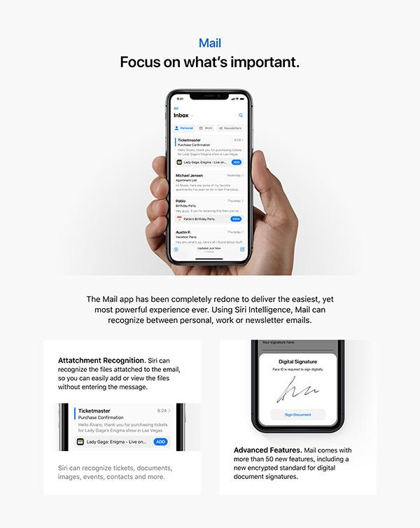 iOS13概念图集欣赏:iPad桌面更接近Mac