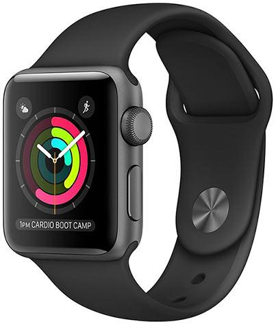 部分Apple Watch Series 2维修可直接更换为Series 3