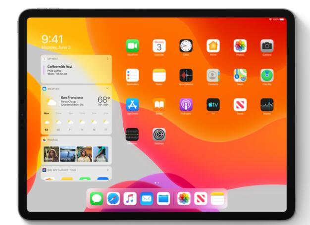 iPad独立系统iPadOS重磅发布:系统体验更强大