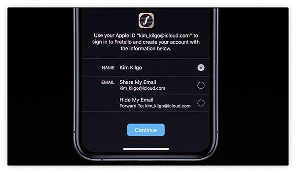 iOS13新功能「苹果登录」强制性引发争议