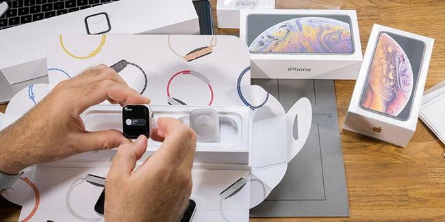 数据显示:苹果Apple Watch去年出货量增长22%