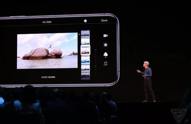 iOS13精彩亮相:黑暗模式+流畅度提升(附iOS13下载地址)