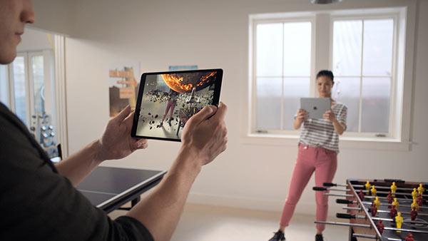 苹果将继续建设AR生态 明年iPhone或将启用ToF镜头