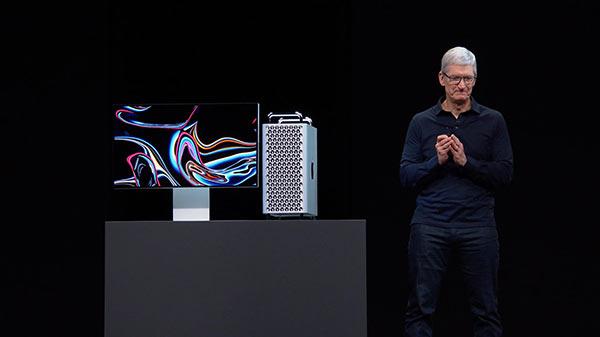特朗普:Mac Pro 将不会获得关税豁免