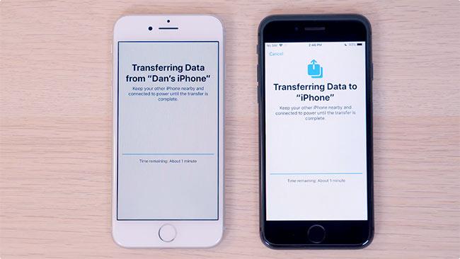 iOS12.4小技巧:旧iPhone数据如何迁移到新iPhone