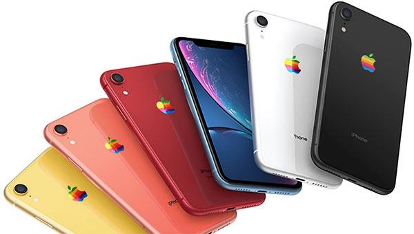 经典彩虹苹果 logo 回归?传今年部分新品会采用