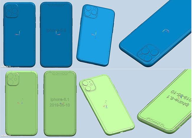 因iPhone 11 CAD图泄露 苹果加强保密措施