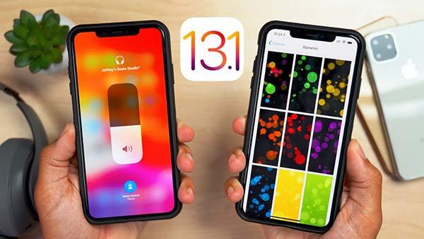 iOS13正式版尚未发布 iOS13.1beta就来了!