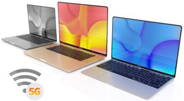 明年下半年发布的 MacBook Pro 或将支持 5G