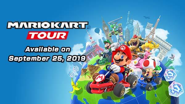 任天堂新游《马里奥赛车:巡回赛》将在9月25日正式上架