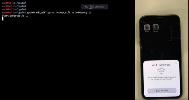 苹果 AirDrop 曝出漏洞,可能导致手机号泄露
