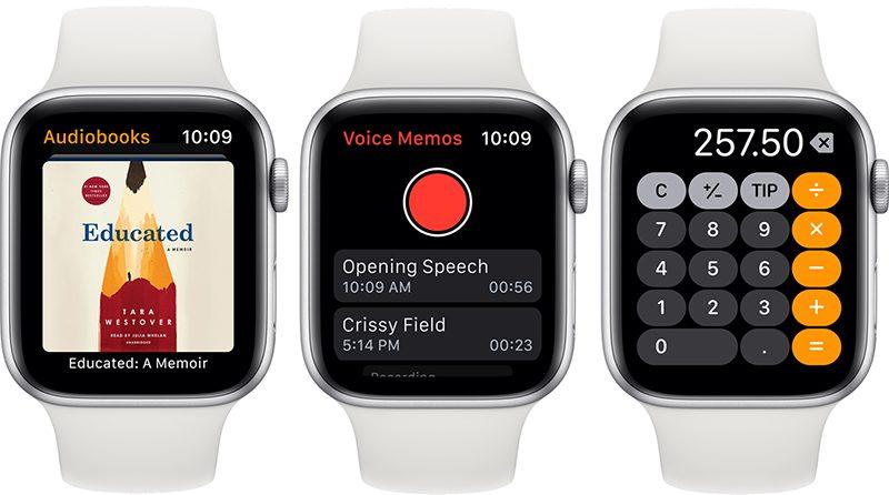苹果发布 watchOS 6 GM版