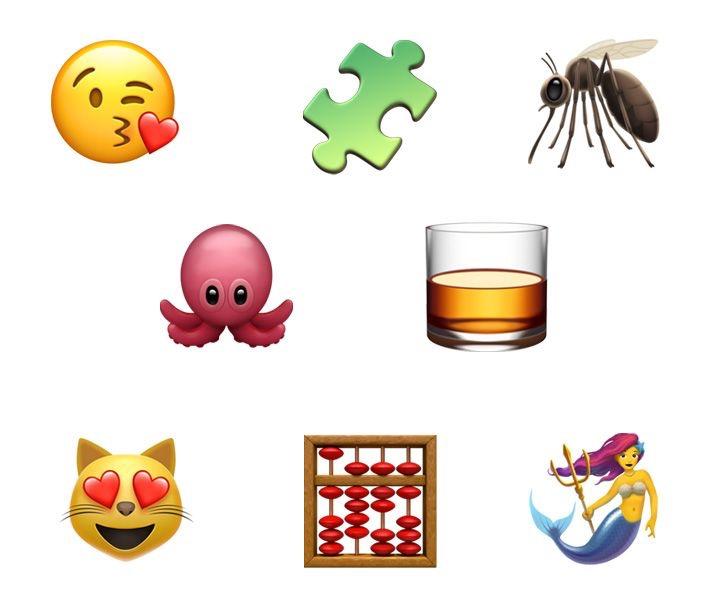 iOS13.1更新24个Emoji表情,增加细节设计更合理