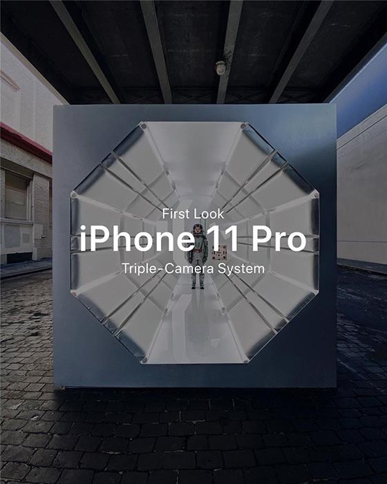 苹果公布最新 iPhone 11 Pro 三摄镜头拍照样张