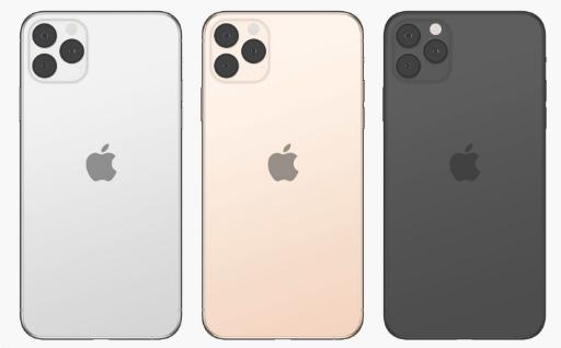 为了反向无线充电功能,新iPhone背面苹果Logo或将改用垂直居中设计