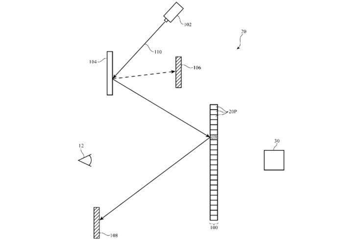新专利揭示了苹果AR眼镜的潜在功能