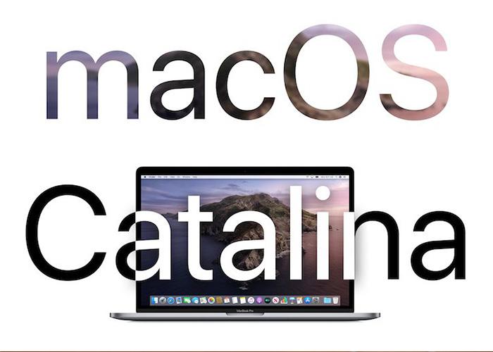苹果再一次发布修正版 macOS Catalina 补充更新