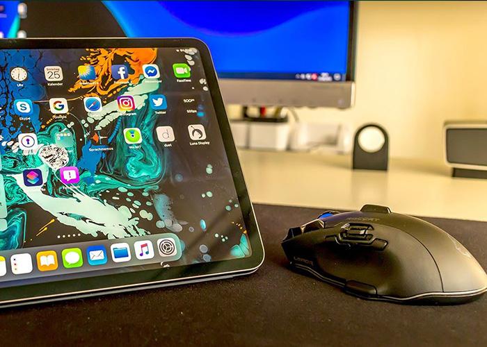 iPad或将支持用鼠标玩游戏,这将改变iPad的游戏规则