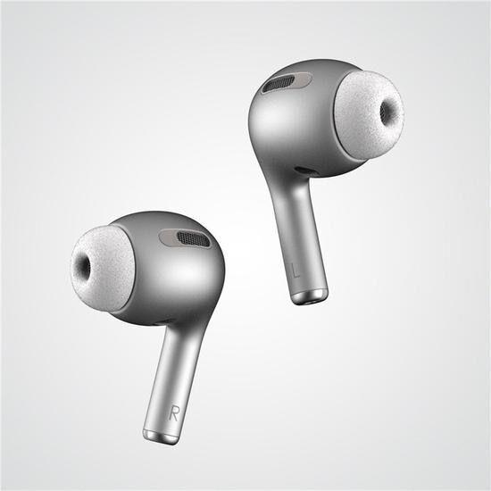 苹果降噪版AirPods再一次被证实,或将于今年底发布