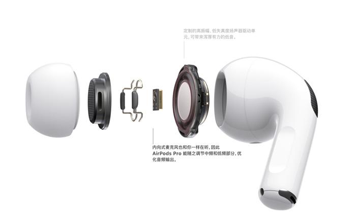 AirPods Pro 正式发布:降噪防水真香,售价1999元