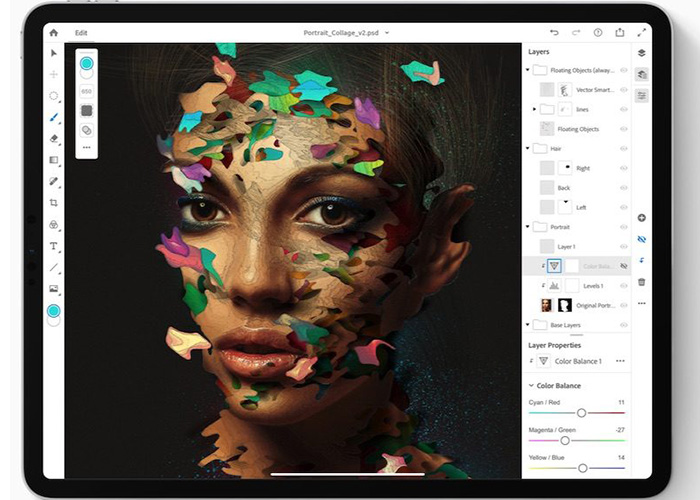Adobe全力投入iPad版PS开发,iPad Illustrator明年到来