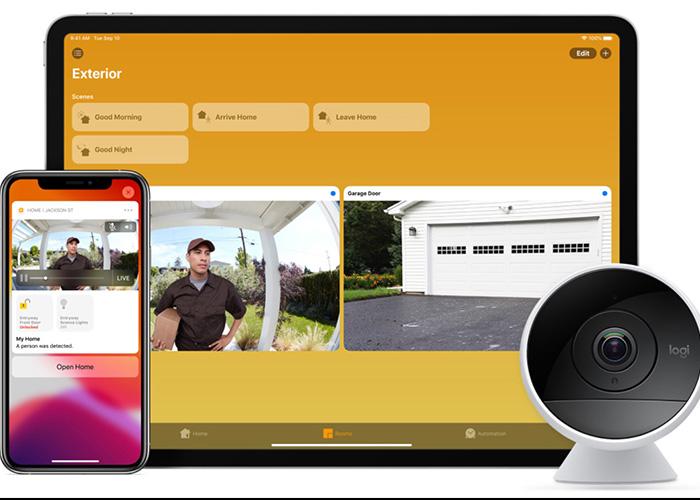 苹果悄然更新官网 HomeKit 新功能将兑现