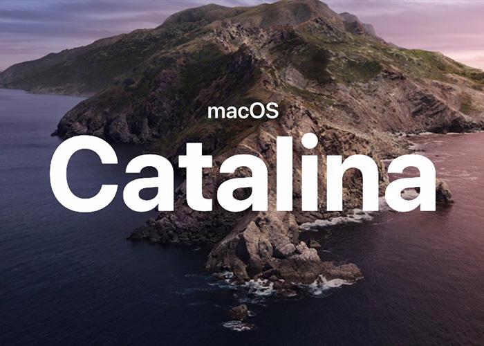 macOS Catalina 10.15.2 首个测试版发布!