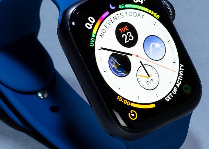 Apple Watch S6或拥有更好防水性和连接性能