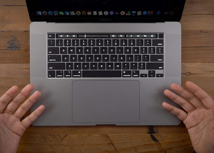 键盘分贝测试:16英寸MacBook Pro键盘比蝶式键盘更安静?