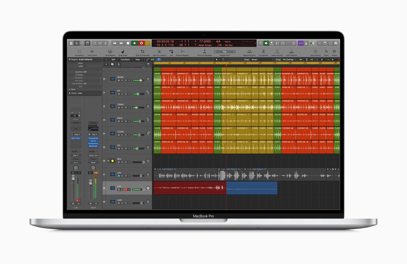 苹果16寸MacBook Pro发布:最高8核i9处理器,64GB内存