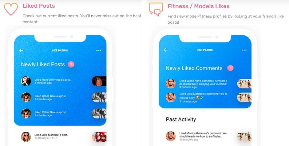 苹果删除了应用程序Like Patrol:可以轻松监视其他Instagram用户