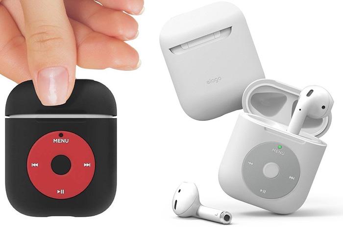 AirPods 秒变 iPod,Elago 发布保护套