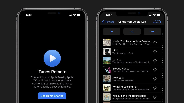 苹果年更App iTunes Remote终于发新版本