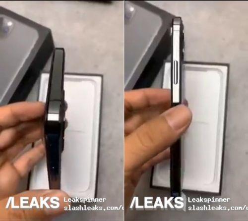 疑似小屏iPhone SE 2真机谍照曝光:刘海屏+后置三摄