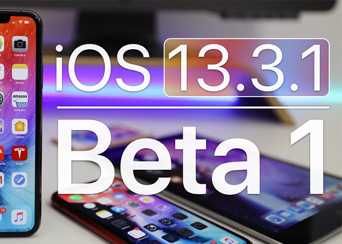 苹果发布iOS 13.3.1首个测试版:修复屏幕时间漏洞