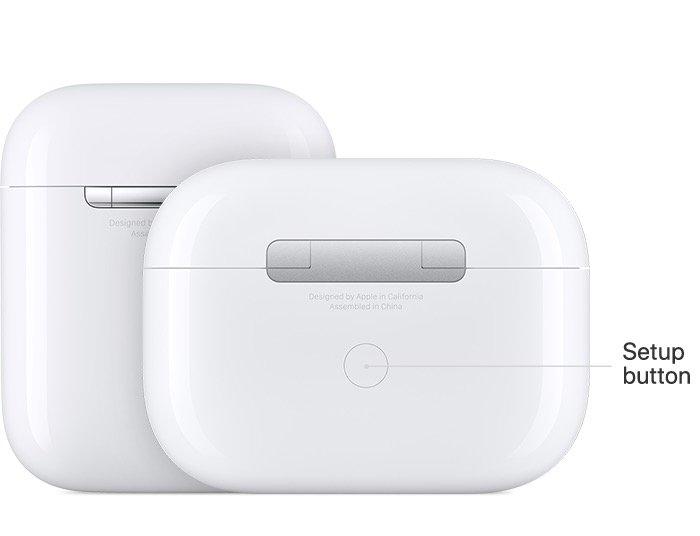 苹果为AirPods和AirPods Pro发布更新固件2C54