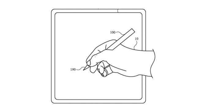 苹果新专利:Apple Pencil可通过触觉反馈模拟纸上绘画