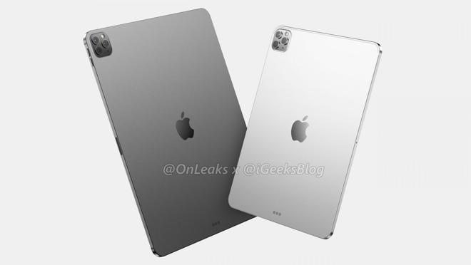传2020年iPad Pro采用凸起三镜头相机和玻璃背板