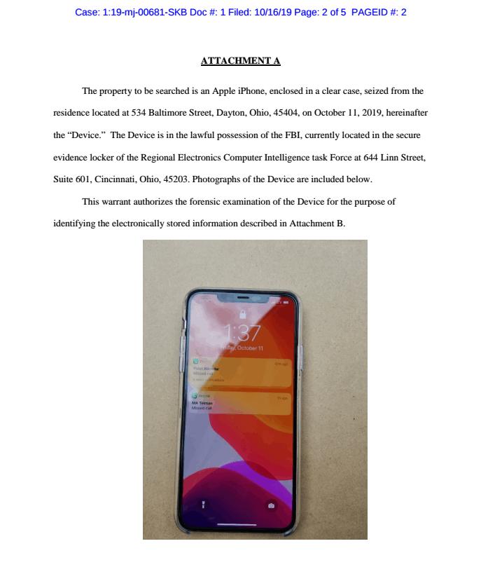 故意刁难苹果?美国FBI已成功解锁过iPhone 11 Pro