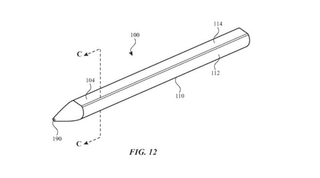 新专利暗示Apple Pencil未来或具备全触觉感应控制功能